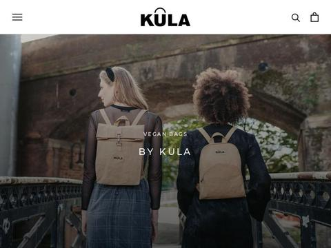 KULA BAGS Coupons and Promo Code