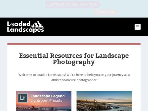 Loadedlandscapes.com Coupons and Promo Code