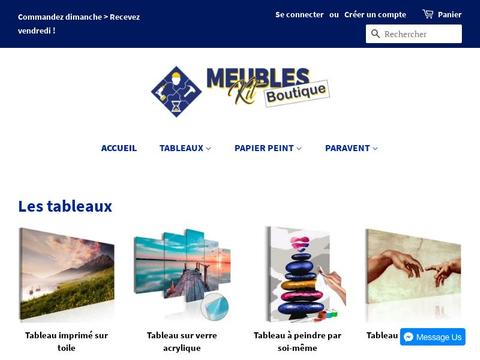 MEUBLES KIT Boutique Coupons and Promo Code