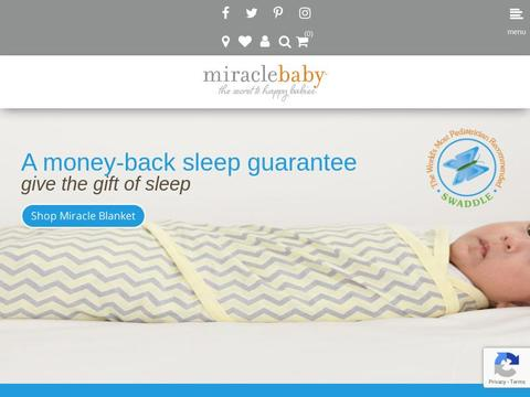 Miracle Baby Usa Coupons and Promo Code