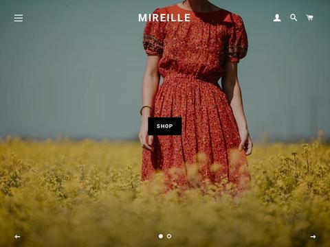 MIREILLE Coupons and Promo Code