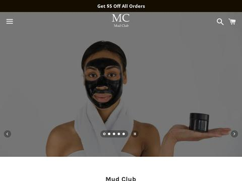 Mud Club Coupons and Promo Code