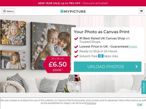 My-picture.co.uk Coupons and Promo Code