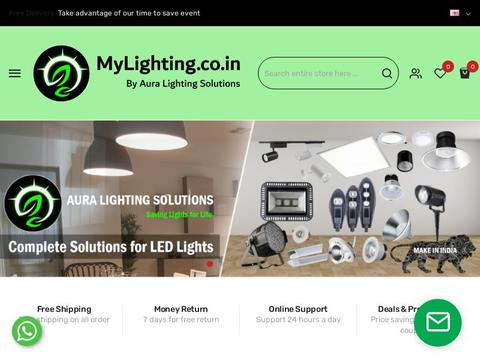 Mylighting.co.in Coupons and Promo Code