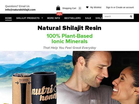 Natural Shilajit Coupons and Promo Code