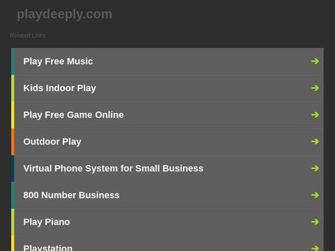 Play Deeply Coupons and Promo Code