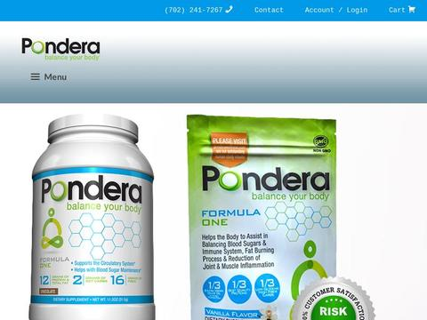 Pondera Wellness Coupons and Promo Code