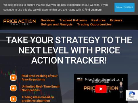 Price Action Tracke Coupons and Promo Code