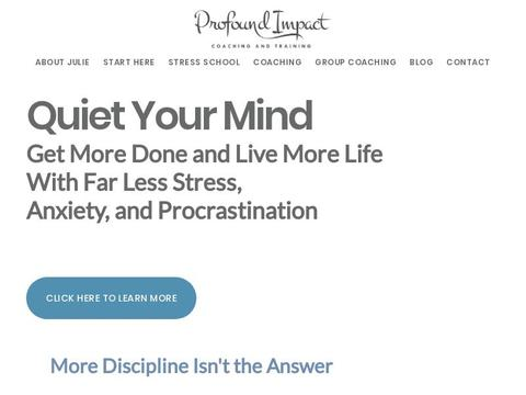 Profound Impact Coupons and Promo Code