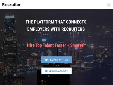 Recruiter.com Coupons and Promo Code