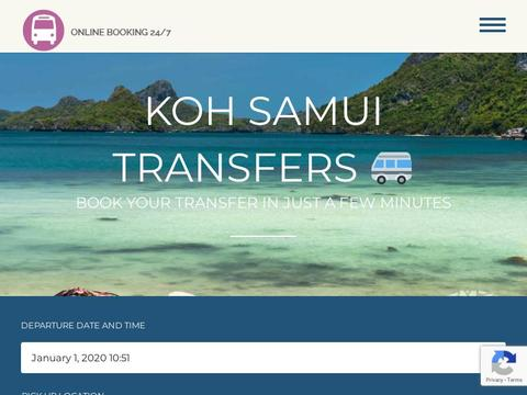 Samuibus Coupons and Promo Code