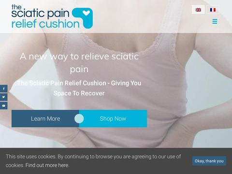 Sciatic Pain Relief Cushion Coupons and Promo Code