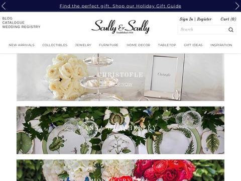 Scully & Scully Coupons and Promo Code