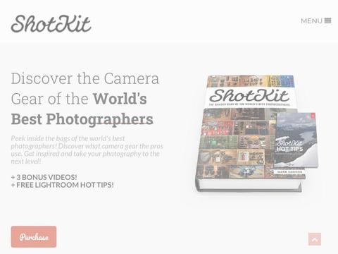 Shotkit Book Coupons and Promo Code