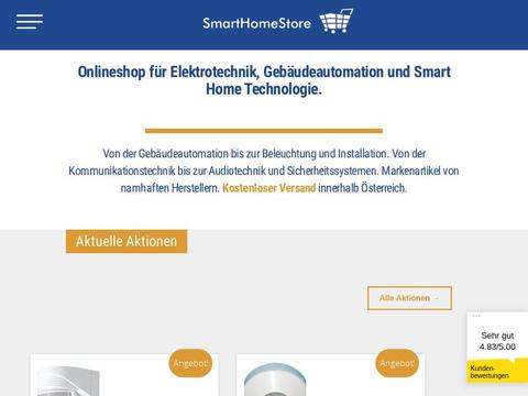 SmartHomeStore Coupons and Promo Code