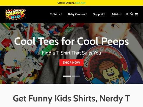 Snappy Kid Coupons and Promo Code