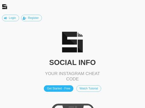 SocialInfo.co Coupons and Promo Code