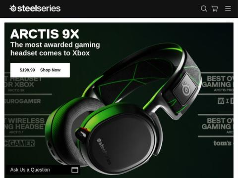 Steelseries.com Coupons and Promo Code