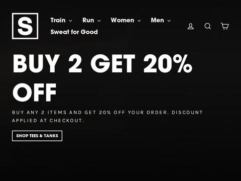SWEATGOODS Coupons and Promo Code