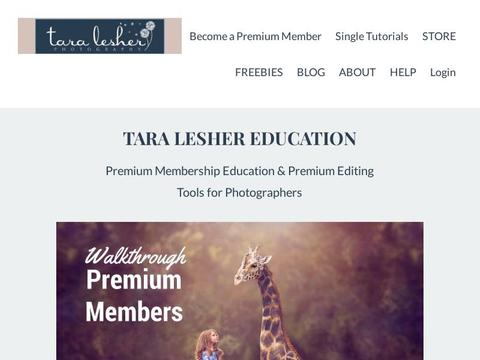 Tara Lesher Coupons and Promo Code