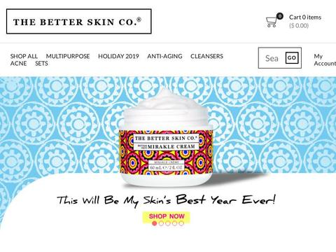The Better Skin Co Coupons