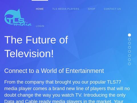 TLS Media TV Coupons and Promo Code