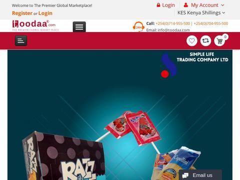 Toodaa Coupons and Promo Code
