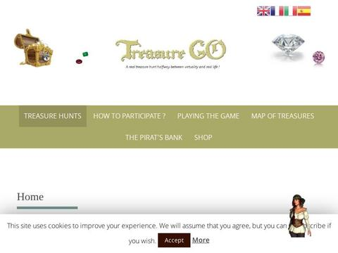 Treasure GO Coupons and Promo Code