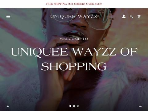 Uniqueewayzz.com Coupons and Promo Code