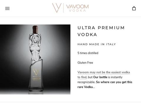 Vavoom Vodka Coupons and Promo Code