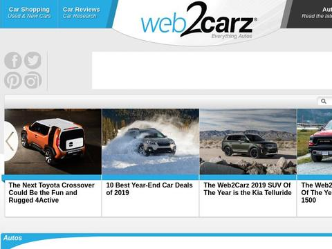 Web2Carz Coupons