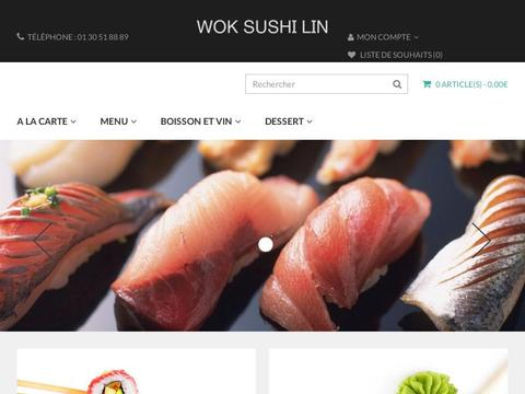 WOK SUSHI LIN Coupons and Promo Code