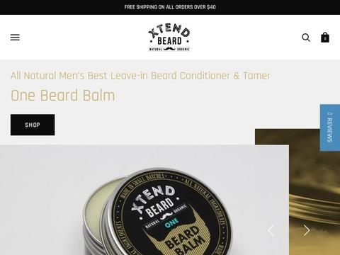 Xtendbeard.com Coupons and Promo Code